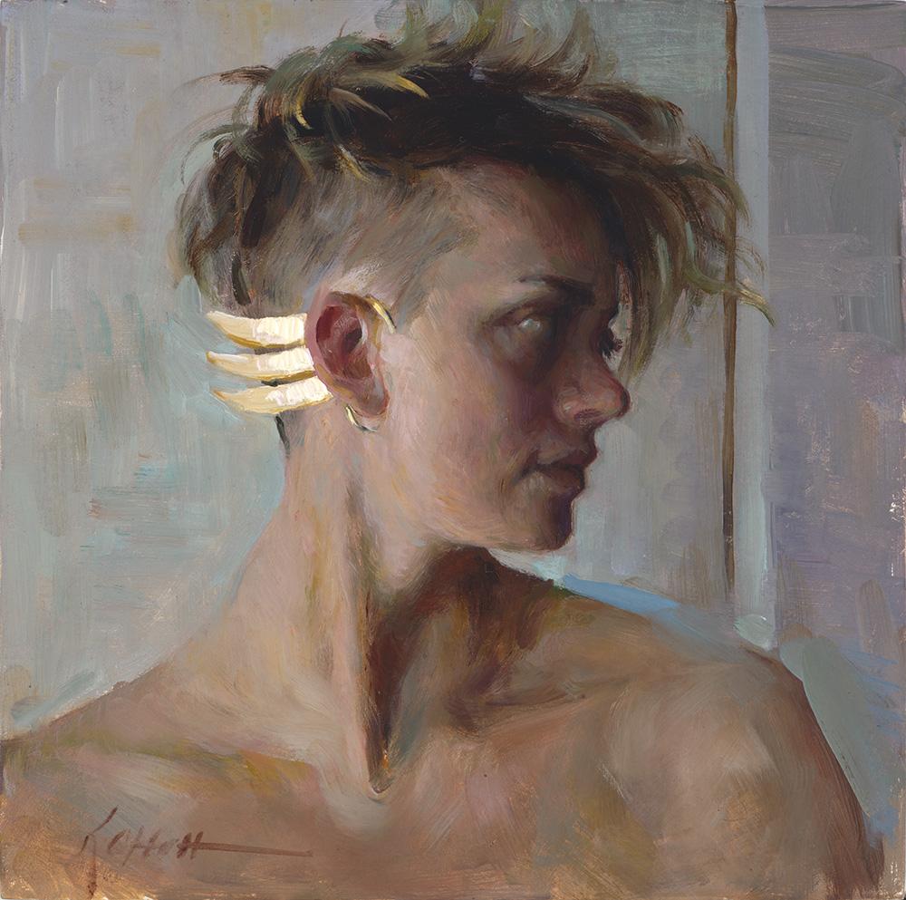 """""""Sprite"""" by Karen Offutt"""