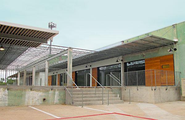 Home of Atelier Dojo — Canopy, Building 2