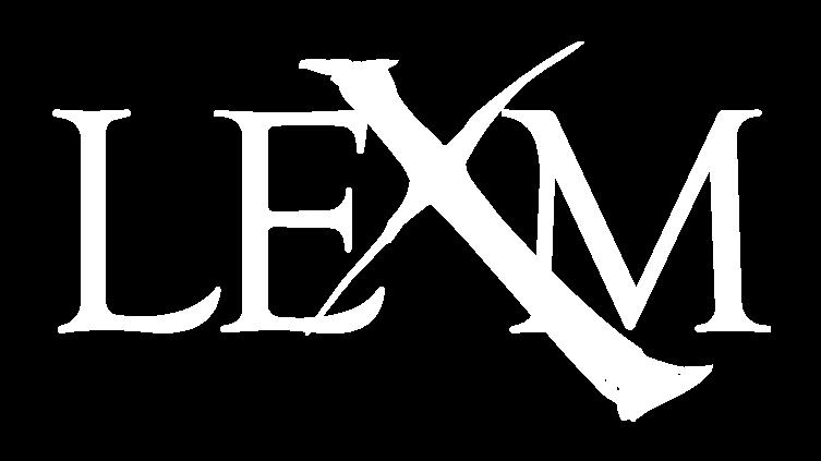 LEXM-Logo-White