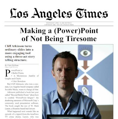 Click to download LA Times article