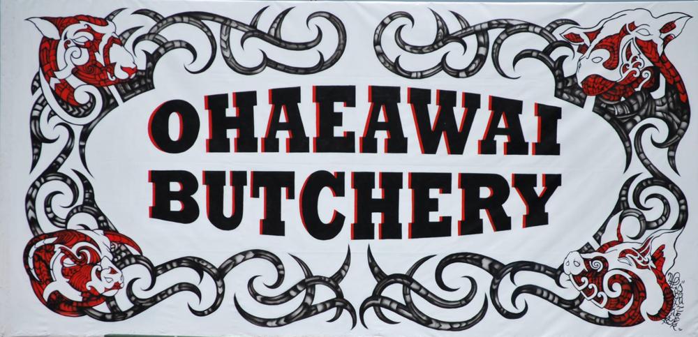 BASIL STEWART- OHAEAWAI BUTCHERY -
