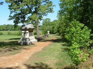 The Shiloh Battlefield