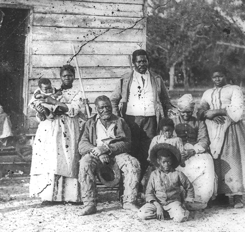 The Reconstruction Era  -
