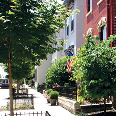Old seminary Square -