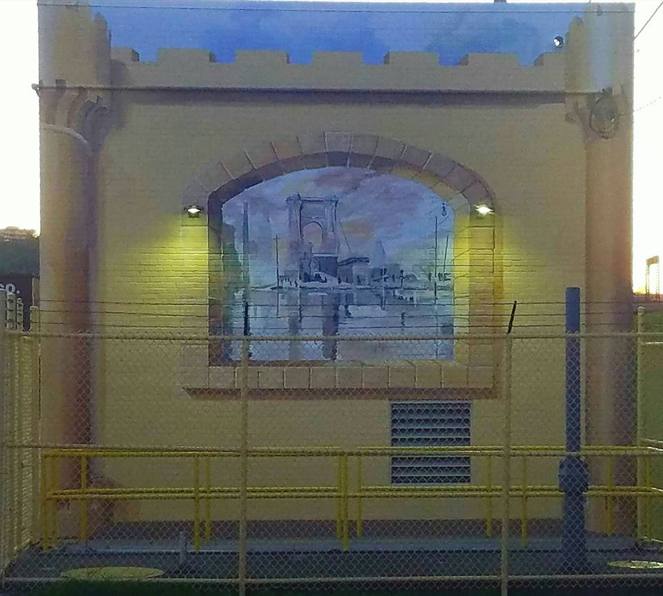 Old Flood Control Pump Station on 2nd.jpg