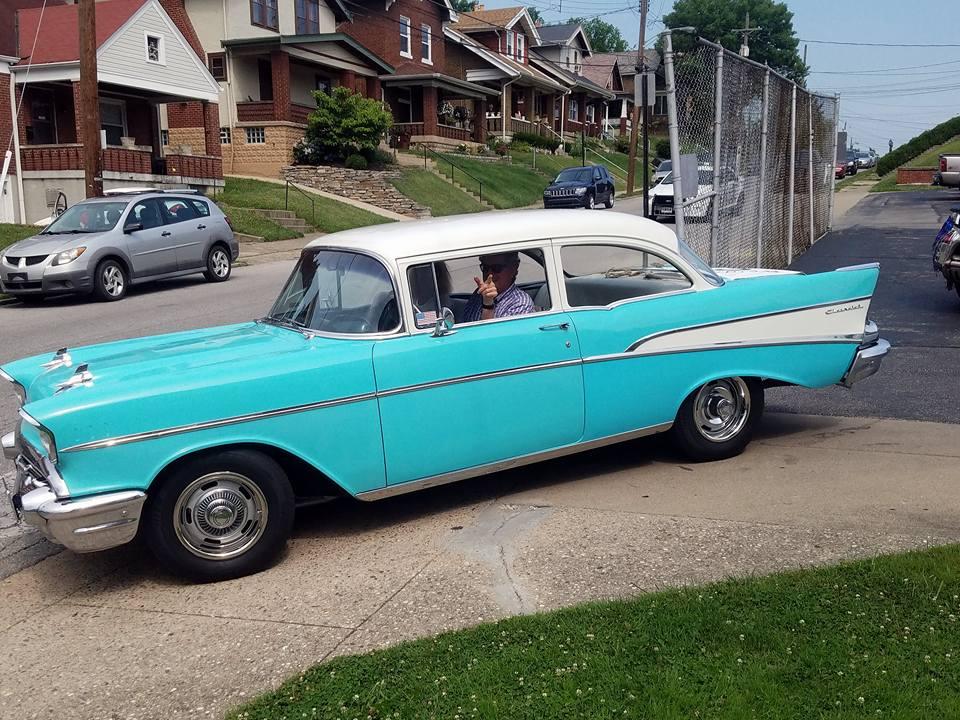 Peasleburg July 4th Parade - 1957 Parade Car.jpg