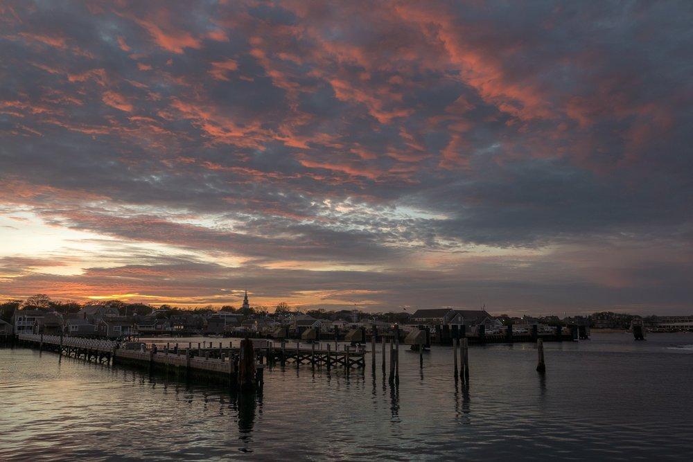 Nantucket Harbor, MA