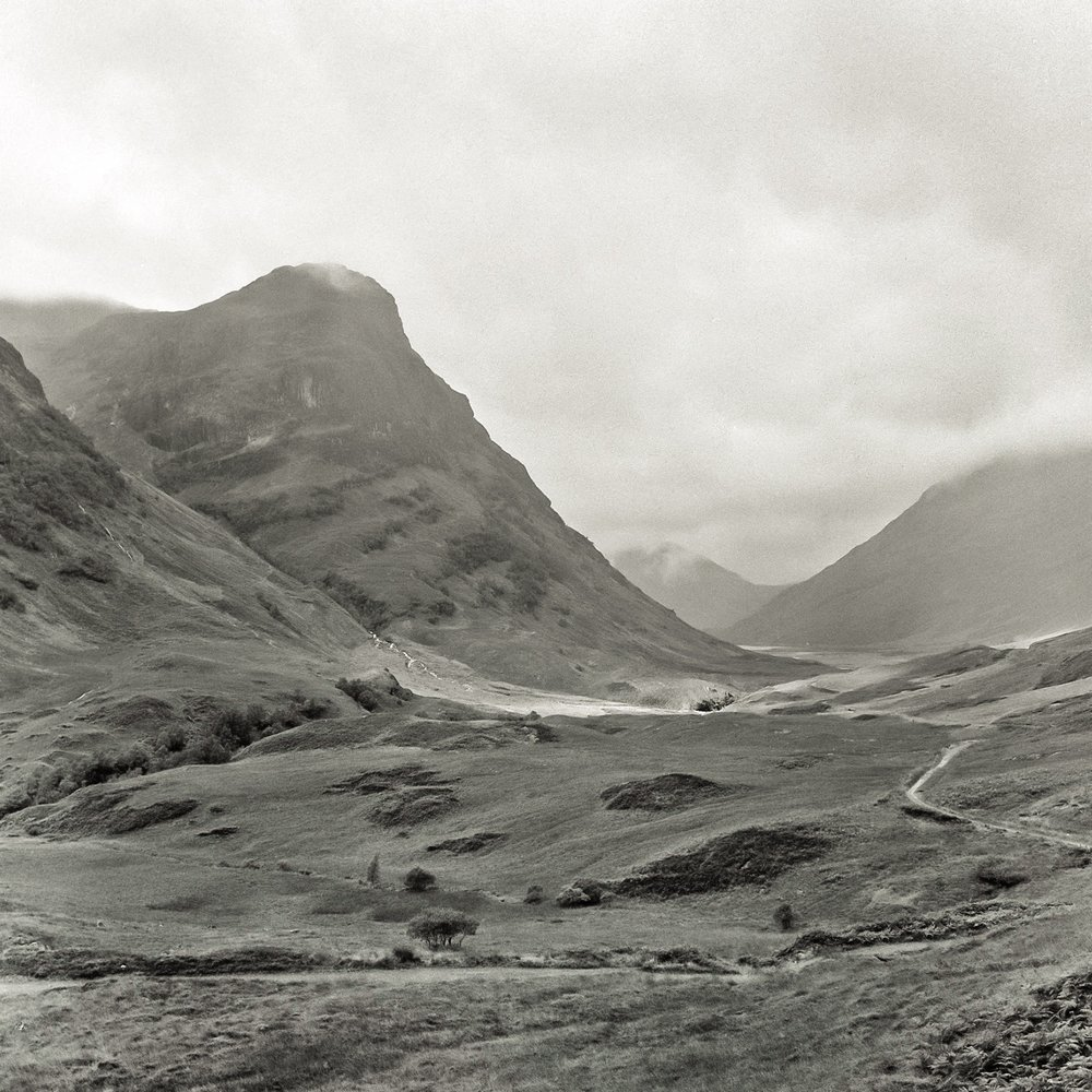 Glen Coe I, Highlands, Scotland