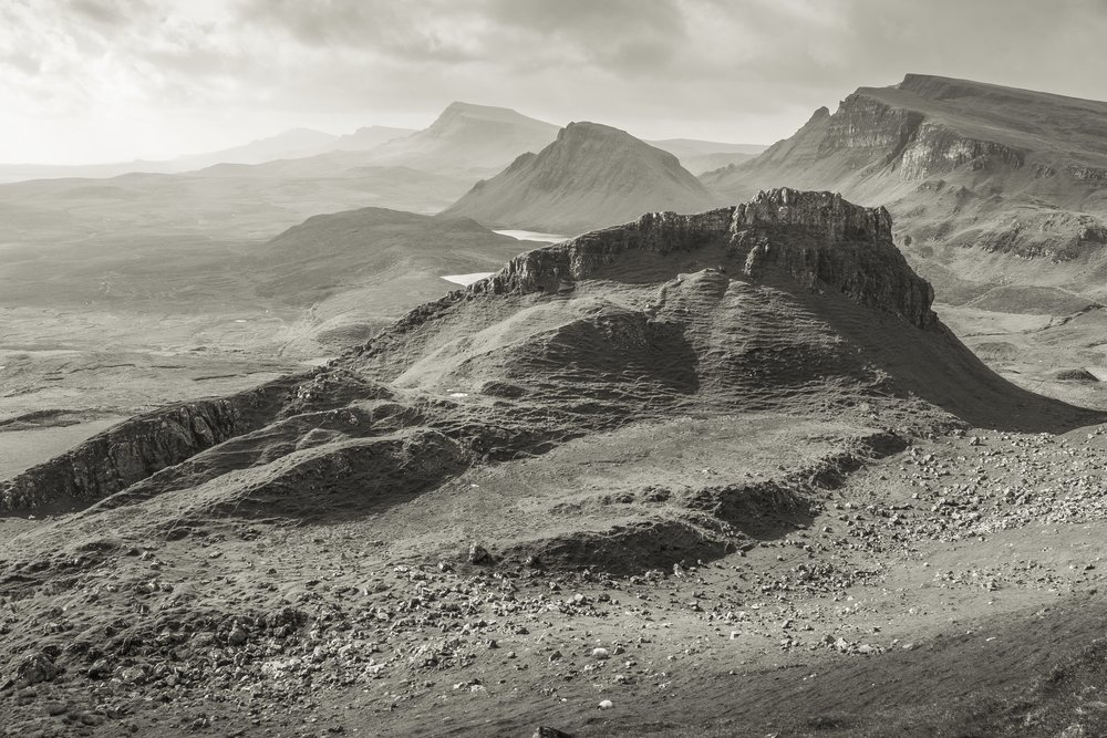 The Quiraing II, Isle of Skye, Scotland