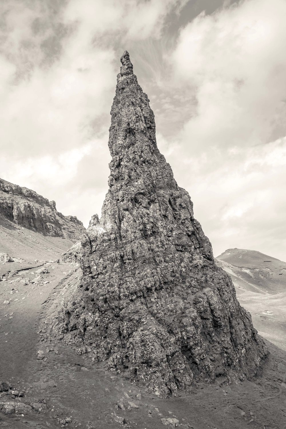 Old Man of Storr I, Isle of Skye, Scotland