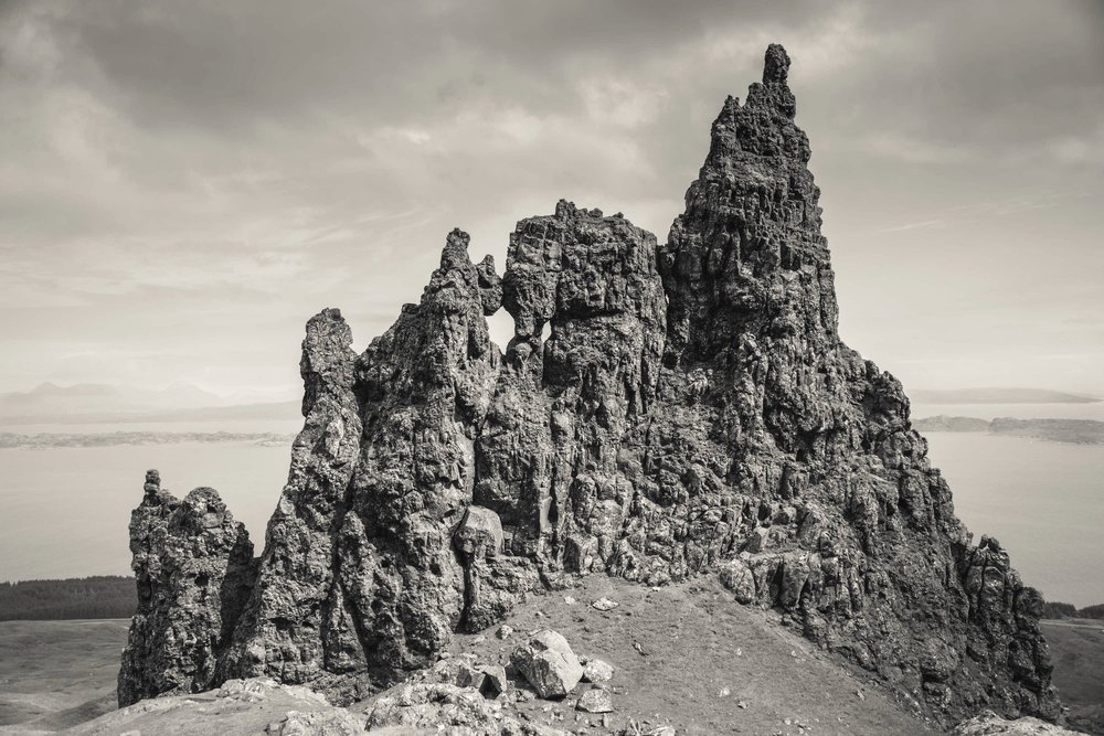 Old Man of Storr II, Isle of Skye, Scotland