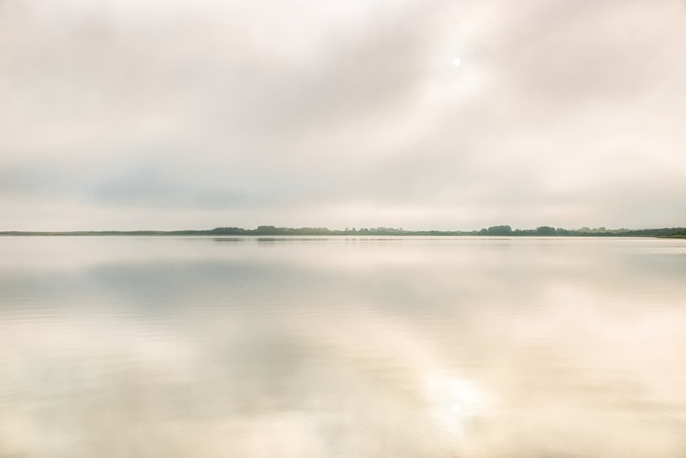Sesachacha Pond I - Fog