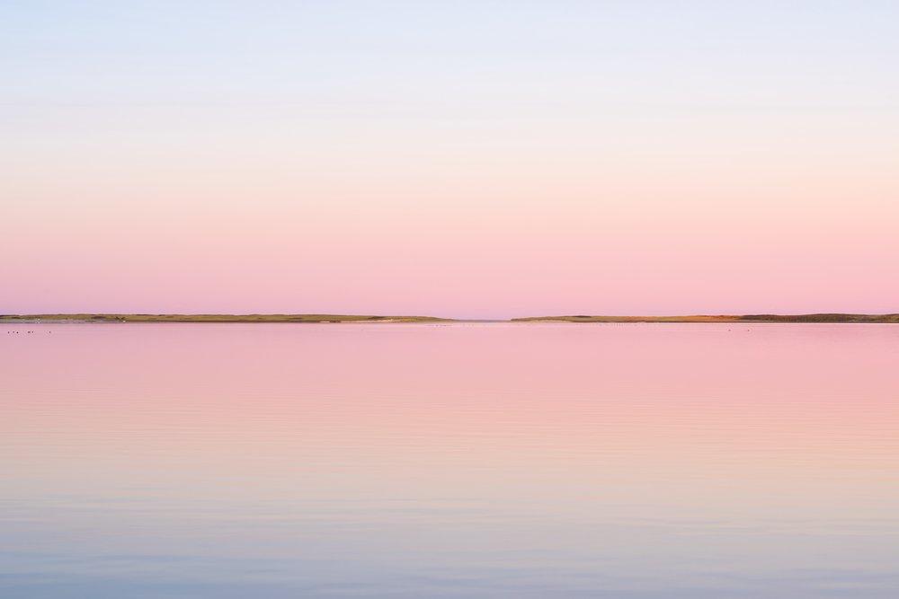 Sesachacha Pond III - Pink