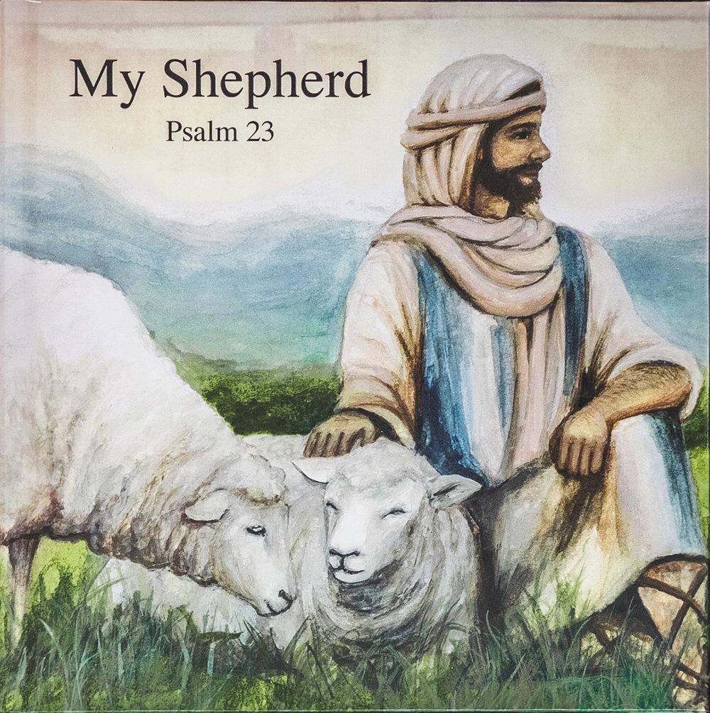 Psalm 23 Book.JPG