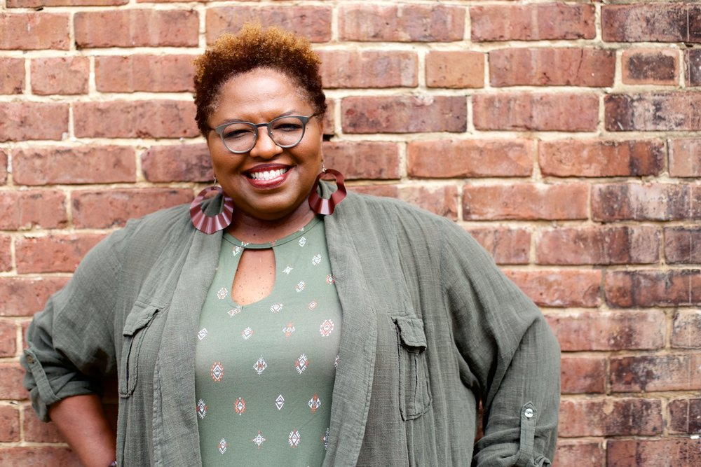 CRYSTAL WILKINSON is an award-winning author and poet who grew up in Indian Creek, Kentucky. An assistant professor of English at the University of Kentucky, she is co-owner of Wild Books and Coffee in Lexington. - photo courtesy of Crystal Wilkinson