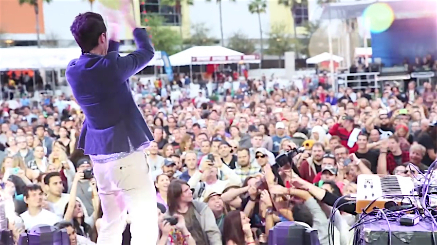 Gasparilla MusicFestival - Sponsor2018, 2017
