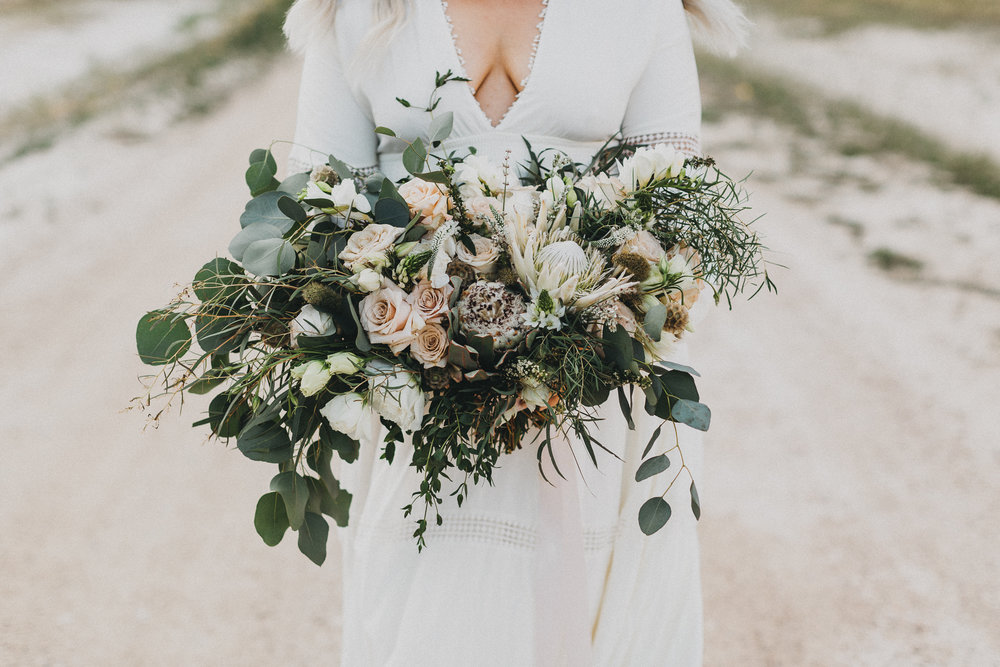 JESS + JOE - A BOHEMIAN ELOPEMENT IN THE BADLANDS