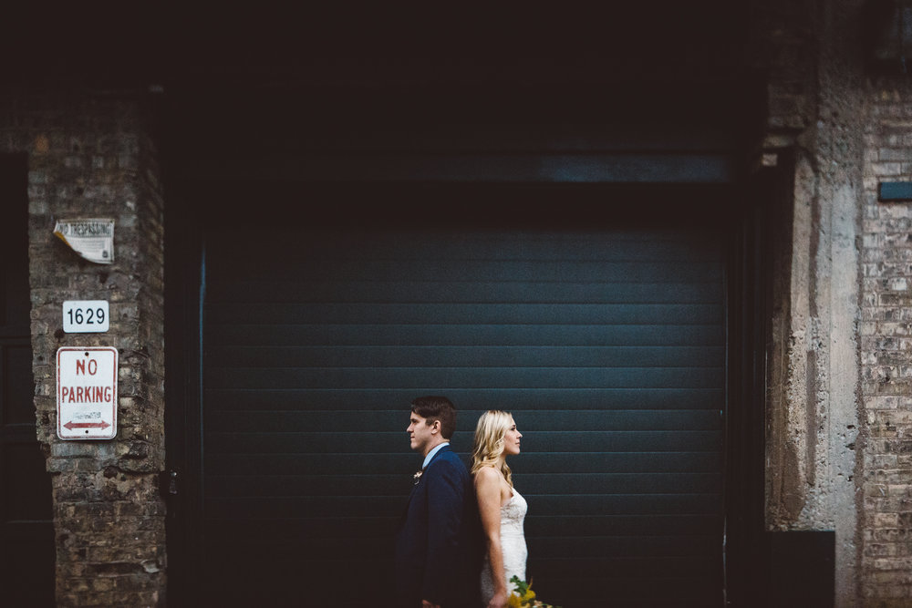 BRITANNY + JOE  - AN INTIMATE WEDDING IN ST. PAUL, MINNESOTA