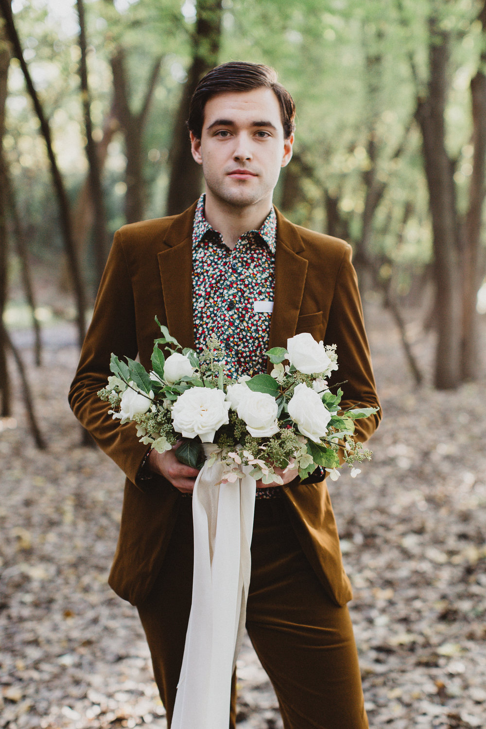 JUNEBUG WEDDINGS - AN ENCHANTING FOREST ELOPEMENT