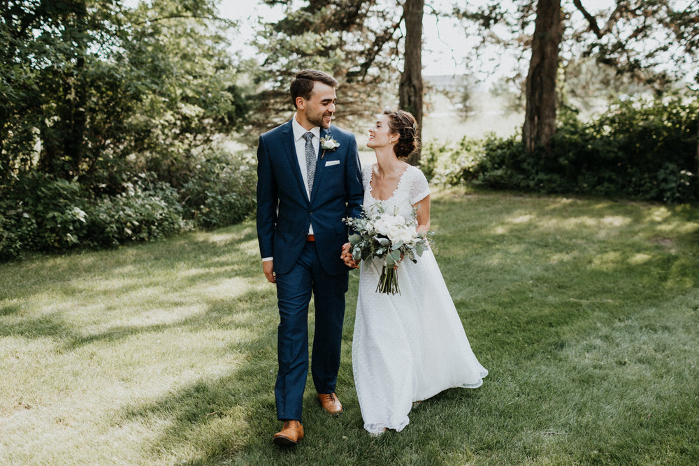 kirstin + paul  - A VINTAGE-INSPIRED WEDDING AT REDEEMED FARM