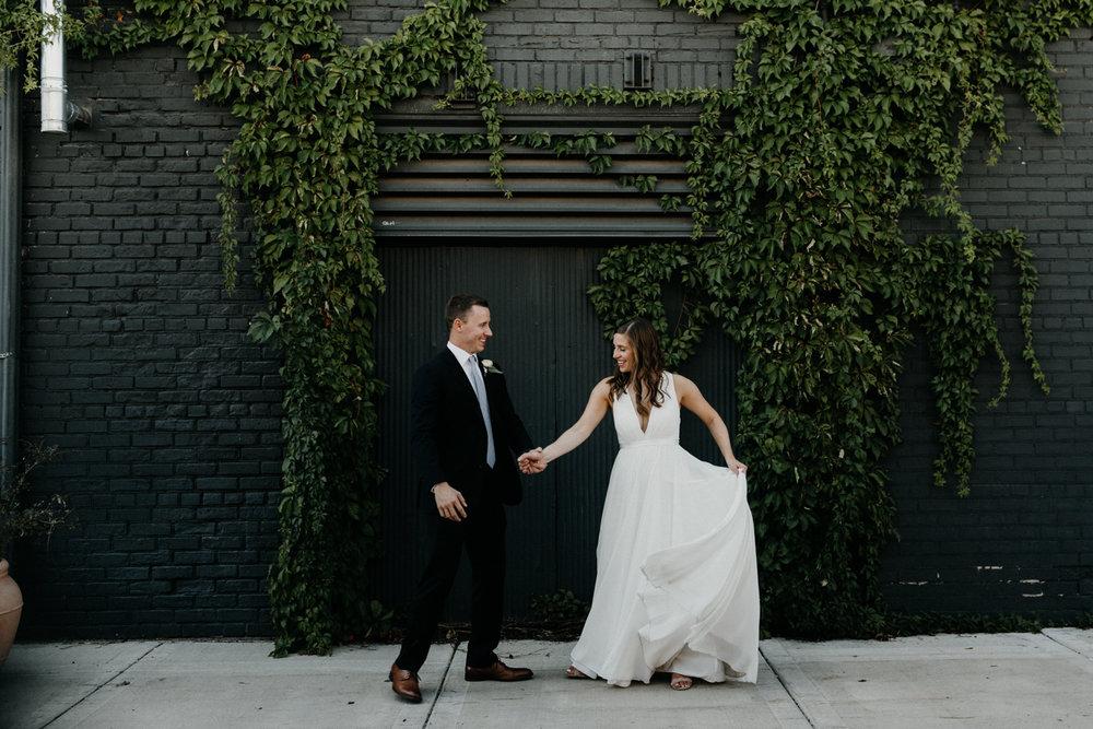 SARAH + KYLE - A MINIMALIST MODERN WEDDING AT PAIKKA