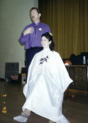 Haircutting Class - Aveda