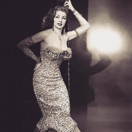 Ready for the #Oscars tonight? #burlesque #academyawards #movies