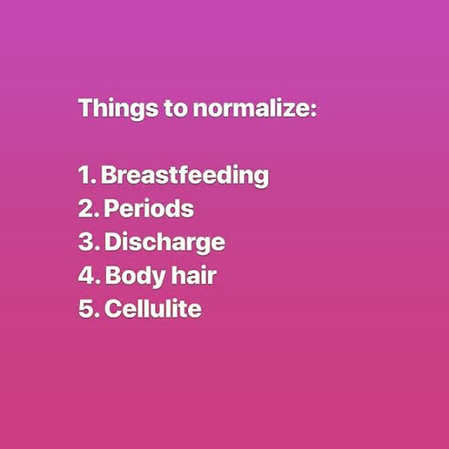 What else would you add to this list? ▫️ ▫️ ▫️ Reposted from @femalecollective 🙌🏻💜