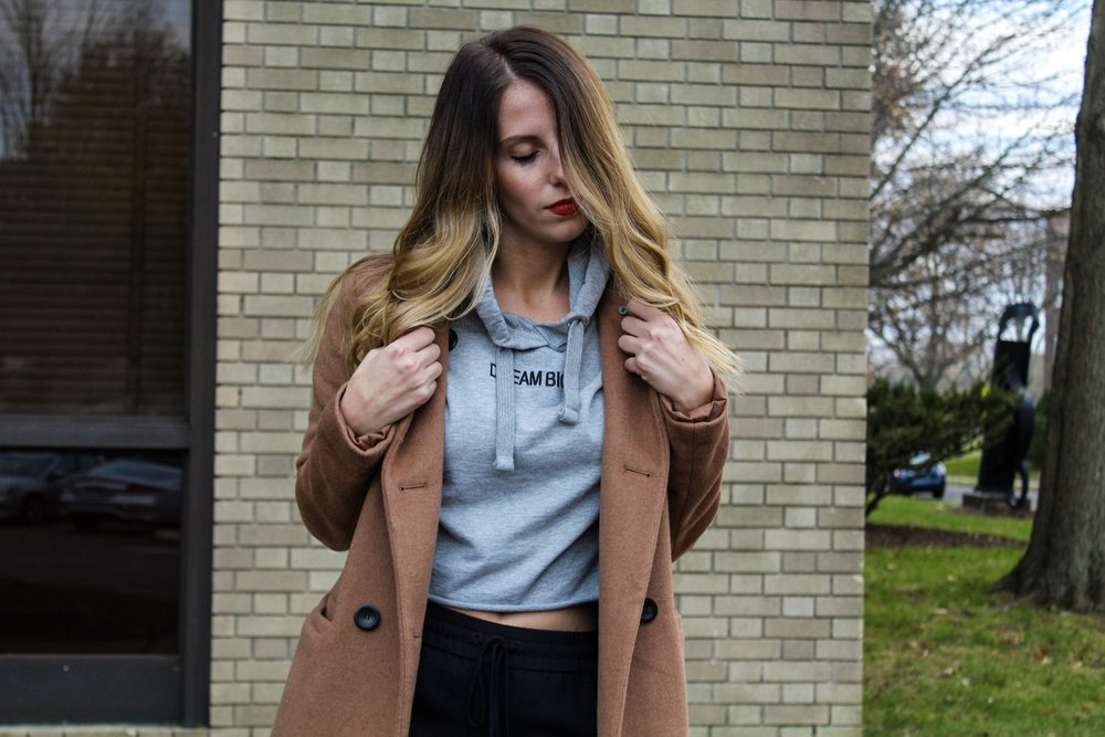 The Joggers I Could Live In - If you've read my posts before, you know I'm all about comfort.