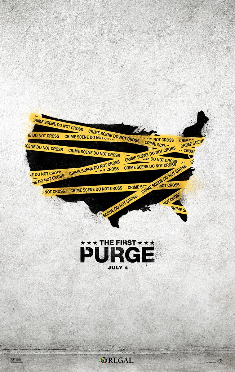 THE FIRST PURGE (feature film 2018) (composer's assistant)
