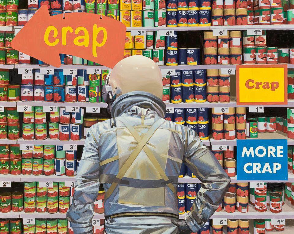 """""""Crap Store"""""""