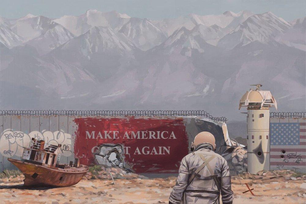 """MakeAmericanGreatAgain"""
