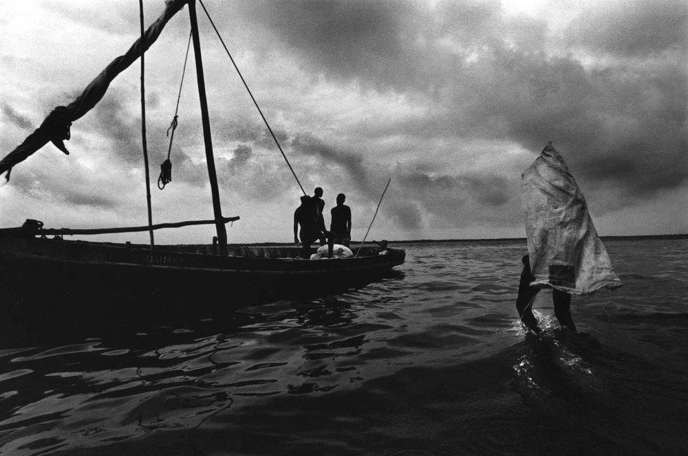 """""""Ominous""""Mombasa, Kenya. 1999"""