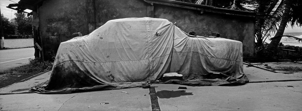 """Christo Car"" Sri Lanka."