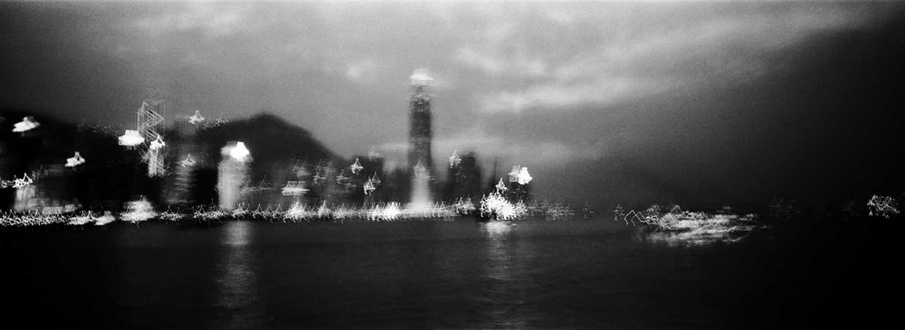 """Fluid"" Hong Kong."
