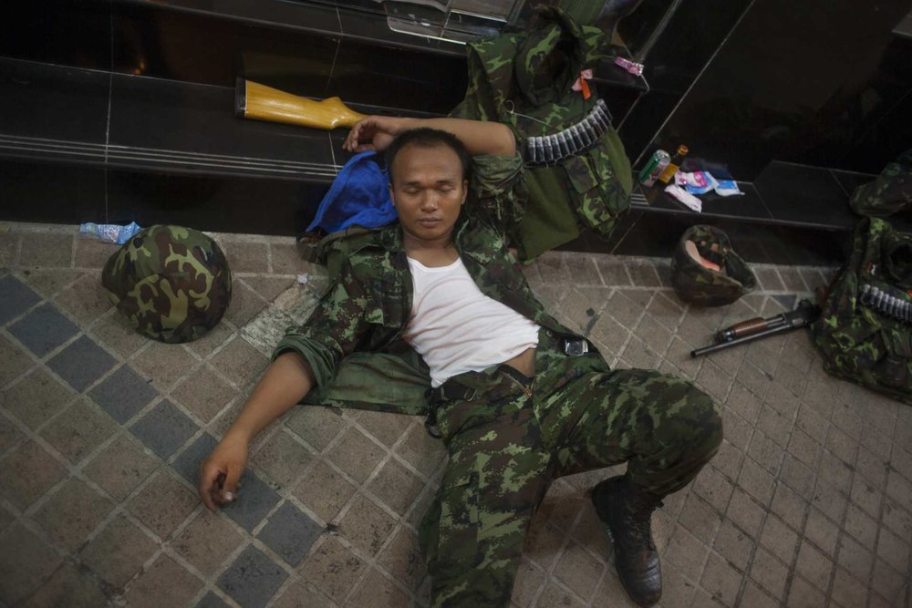 Bangkok Unhinged | Street Warfare