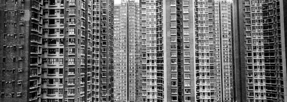 """Molecular Living"" Hong Kong, 2014"