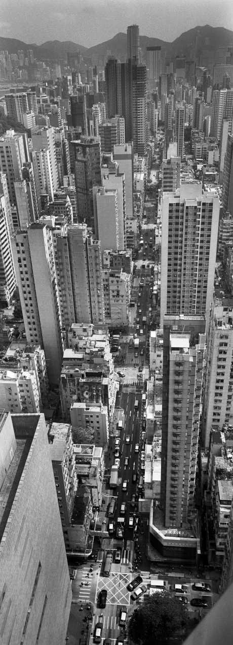 """""""Vertical""""Mong Kok, Hong Kong. 2015"""