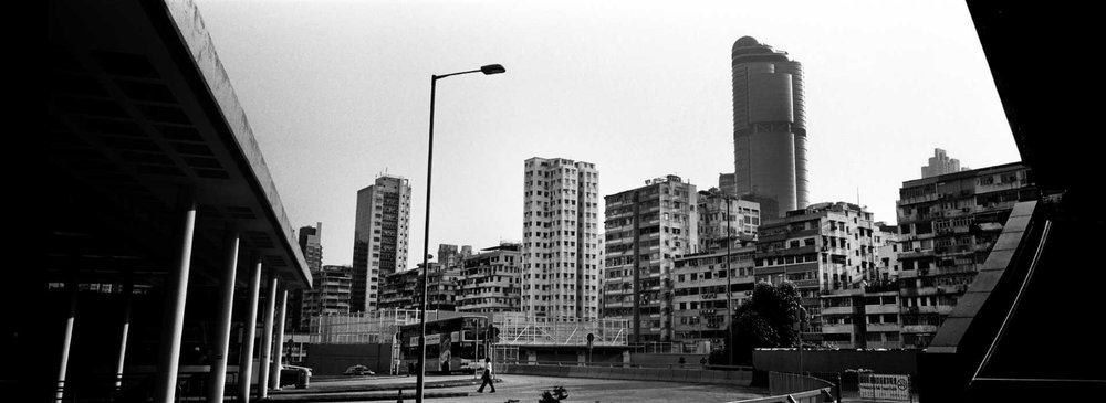 Hong Kong. 2014