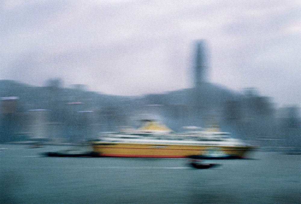 """Sail Away"" Hong Kong Harbor. 2015"