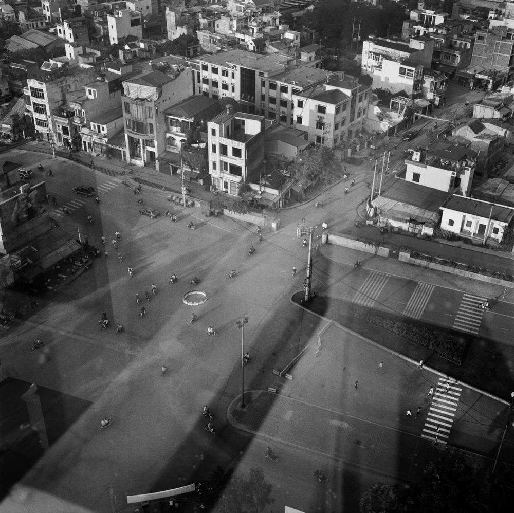 """""""Streetscape"""" Hanoi, Vietnam. 2000"""