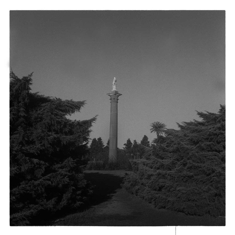 Centennial Park. Sydney, Australia. 1985