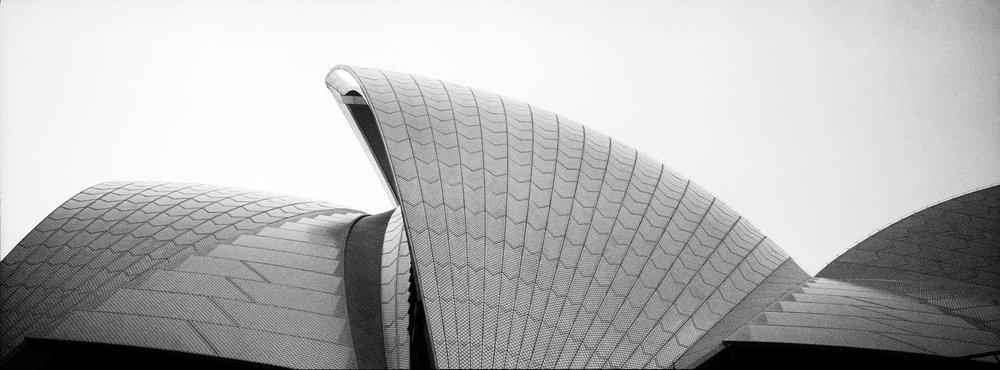 """Sails"" Sydney Opera House, Australia. 2014"
