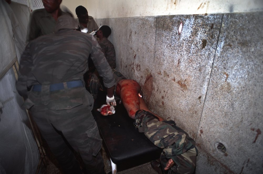 """Casualty of War"" Angola's brutal civil war. Q                        Normal     0                     false     false     false         en-US-POSIX     JA     X-NONE                                                                                                                                                                                                                                                                                                                                                                                                                                                                                                                                                                                                                                                                                                                  /* Style Definitions */ table.MsoNormalTable 	{mso-style-name:""Table Normal""; 	mso-tstyle-rowband-size:0; 	mso-tstyle-colband-size:0; 	mso-style-noshow:yes; 	mso-style-priority:99; 	mso-style-parent:""""; 	mso-padding-alt:0in 5.4pt 0in 5.4pt; 	mso-para-margin:0in; 	mso-para-margin-bottom:.0001pt; 	mso-pagination:widow-orphan; 	font-size:10.0pt; 	font-family:Cambria;}     uito, Angola 1993"