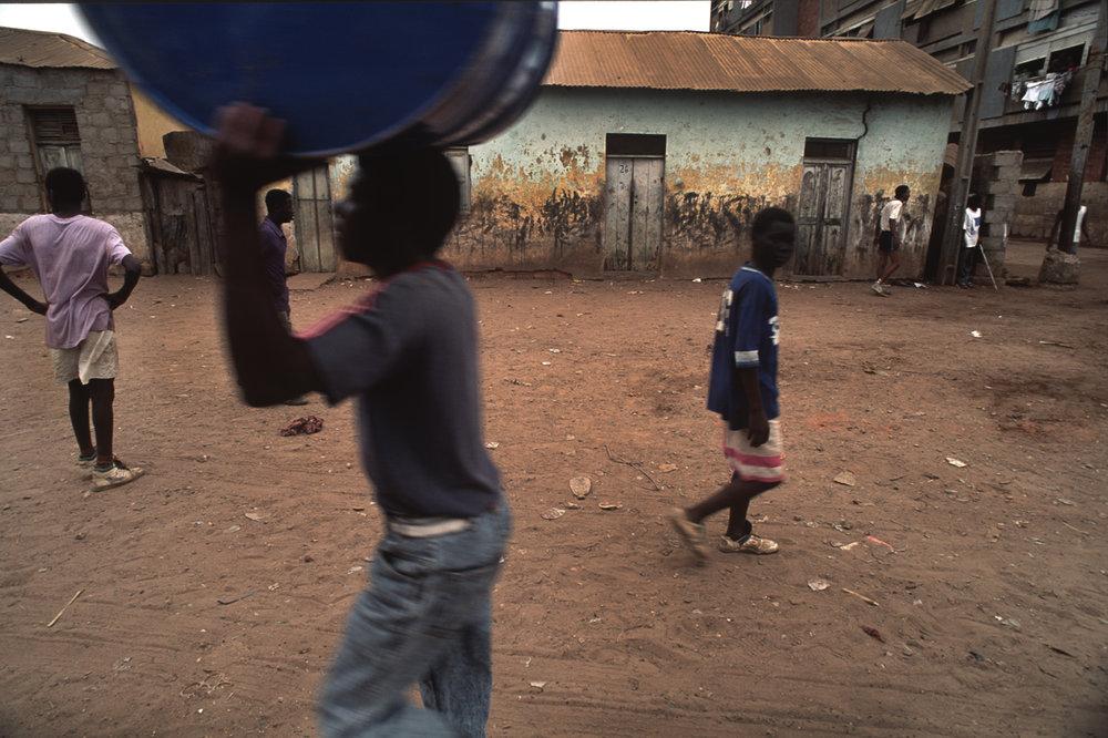 Monrovia, Liberia 1996