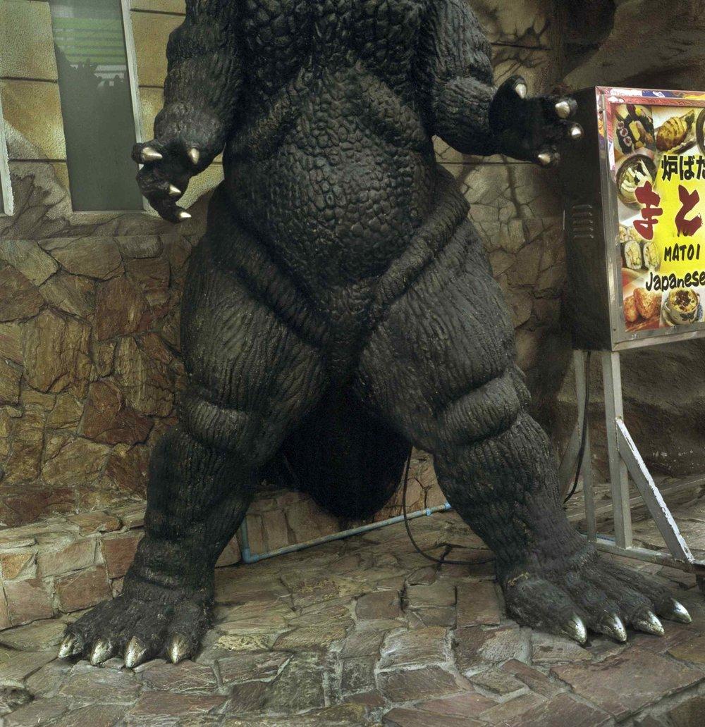"""Godzilla"" Bangkok, Thailand. 2016"