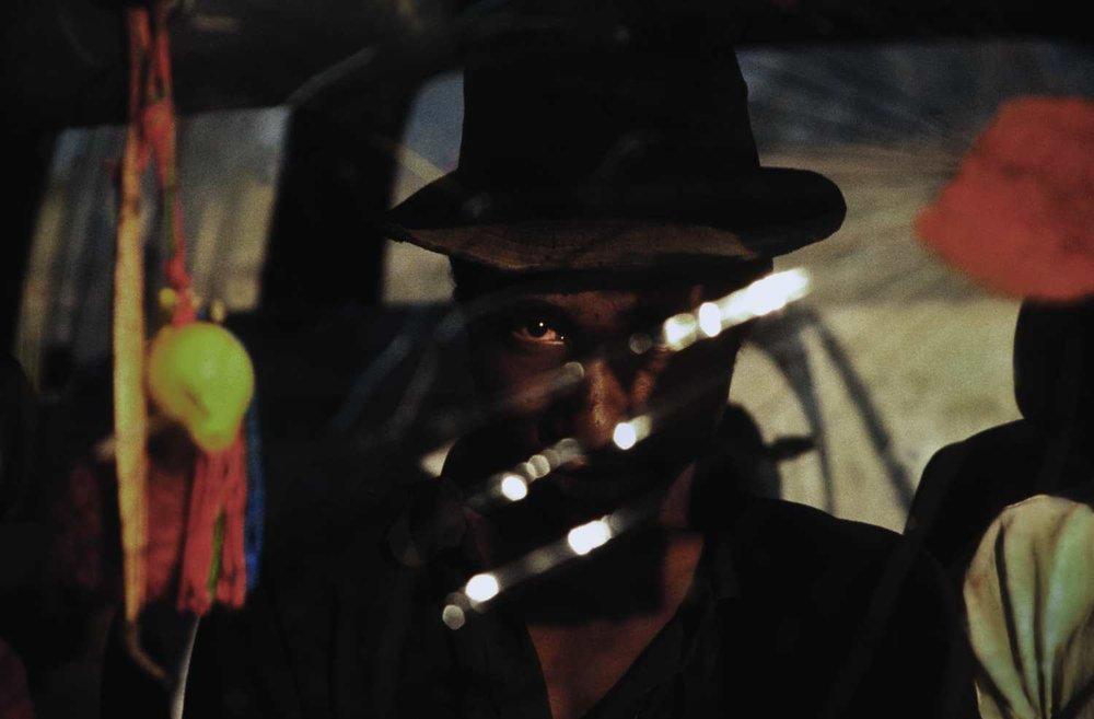 Raskol Gang Member. Mt. Hagen, PNG. 1997
