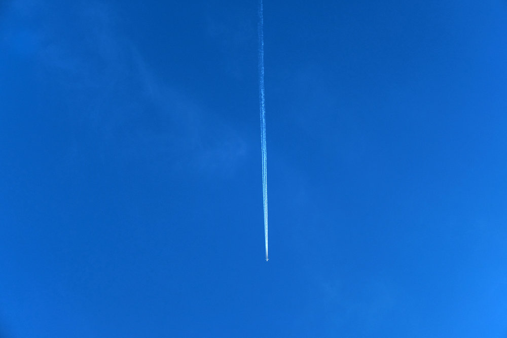 Jet over Tayvallich #3 Argyll & Bute.