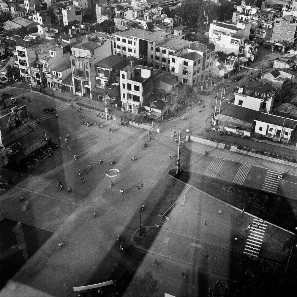 """""""Streetscape."""" Hanoi, Vietnam. 2000"""