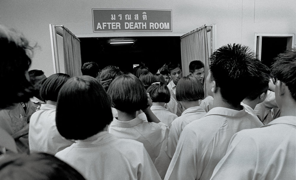 """After Death Room."" AIDS museum in Lopburi, Thailand. 2005"
